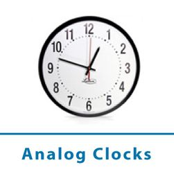 Analog Clocks