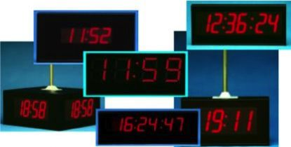 Digital Timekeepers Canada | Digital Clocks | Enterprise